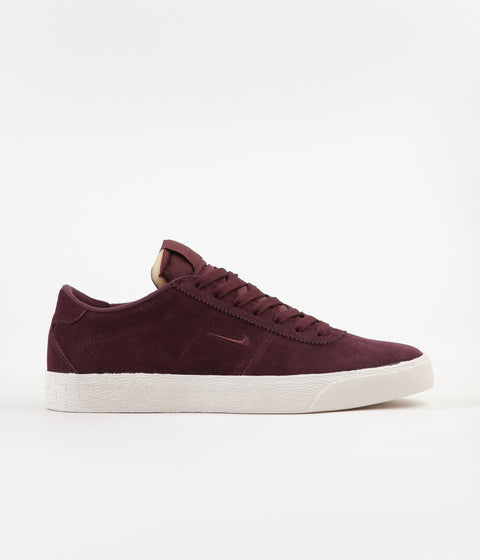 Nike SB Bruin Ultra Shoes - Burgundy Crush / Burgundy Crush - Phantom
