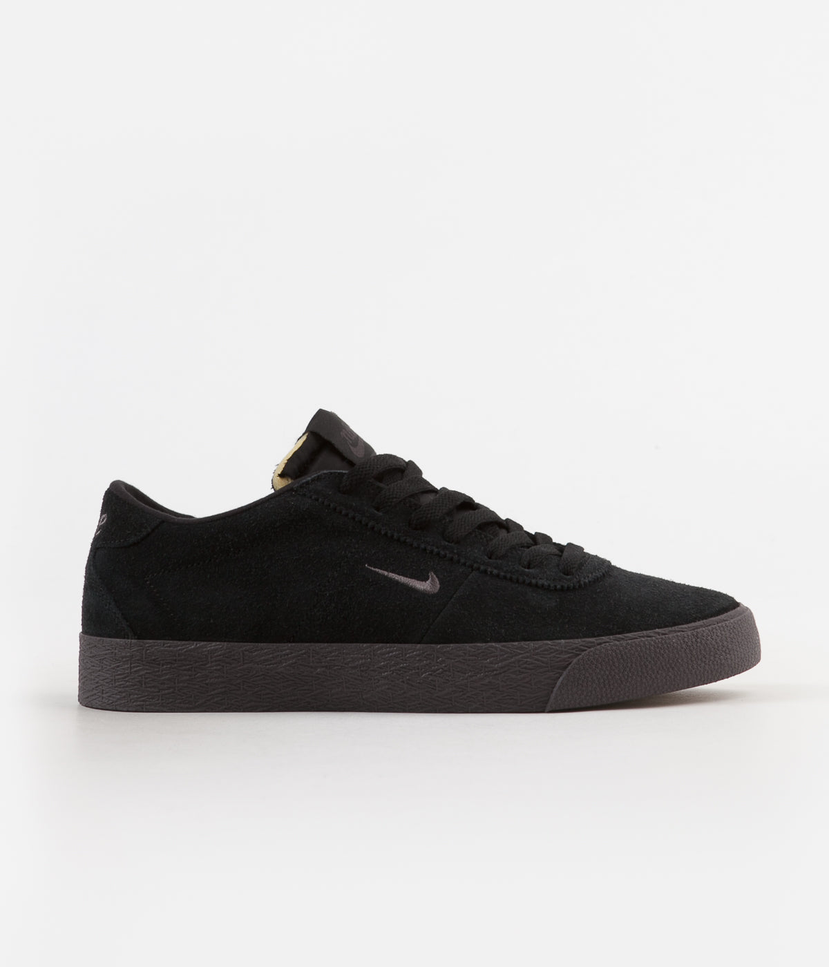 super popular exclusive range well known Nike SB Bruin Ultra Shoes - Black / Thunder Grey | Flatspot