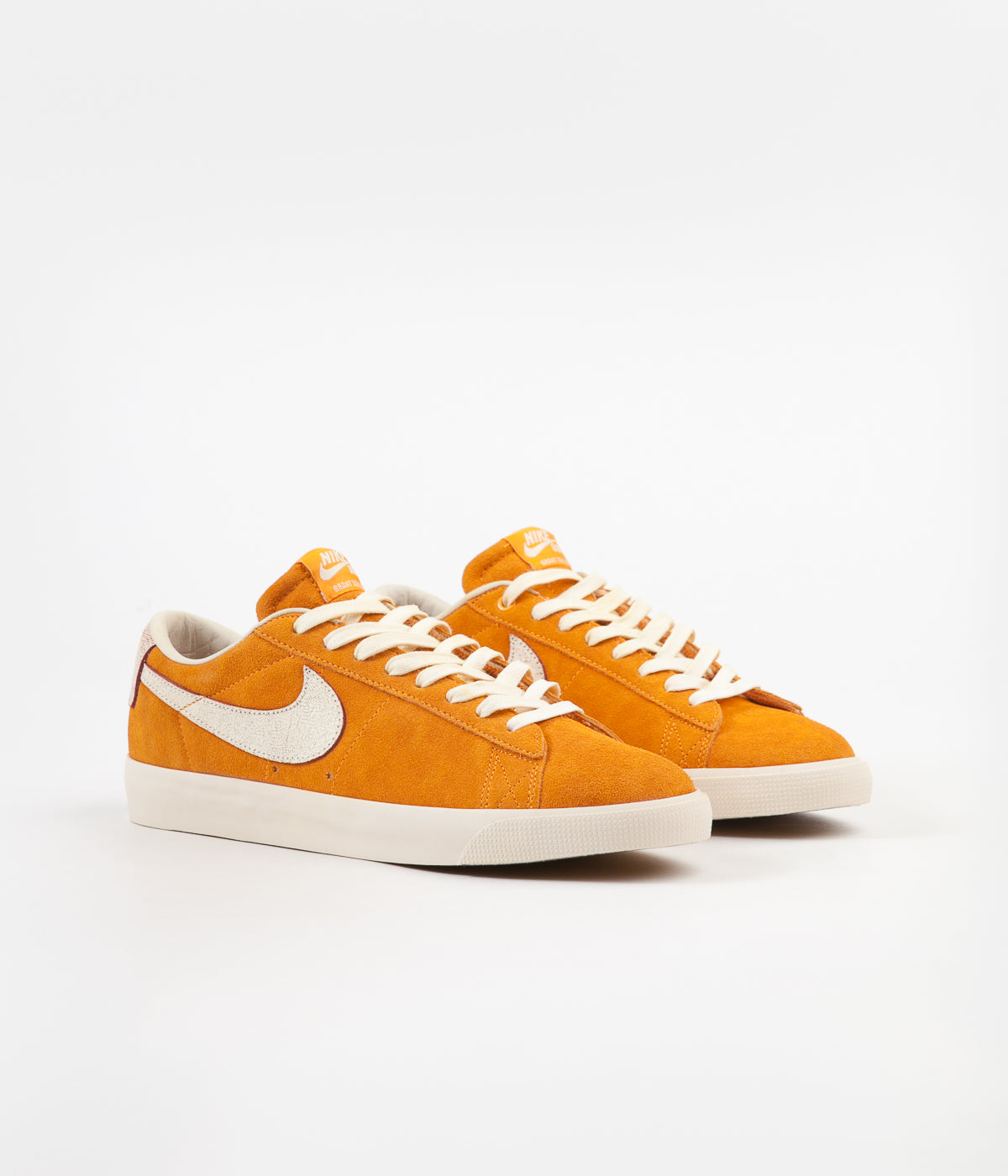 530d5a814ad ... Nike SB  Bruised Peach  Blazer Low GT Shoes - Circuit Orange   Natural  ...