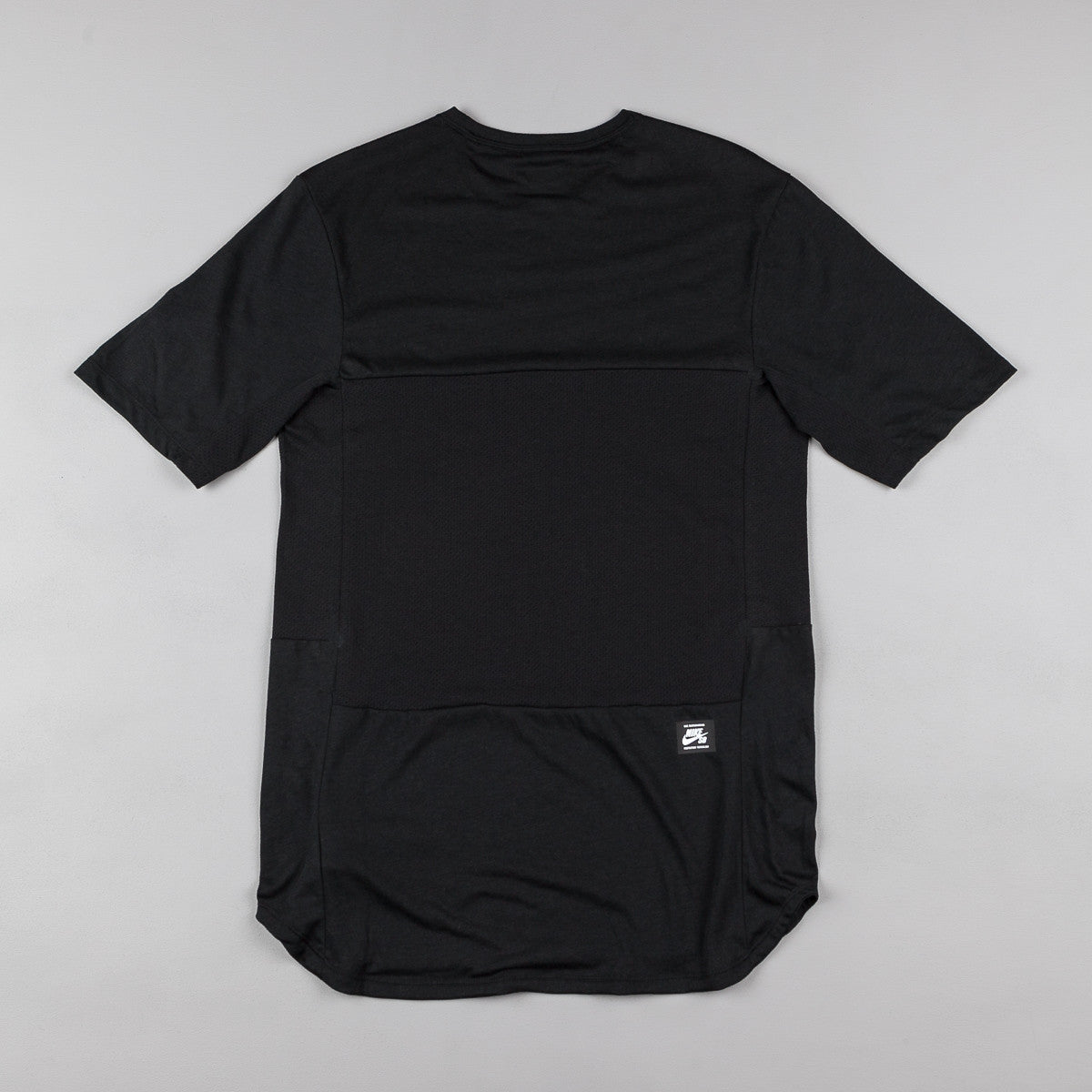 Nike SB Skyline Dri-FIT Cool T-Shirt - Black / Black / White