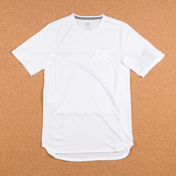 Nike SB Skyline Dri-FIT Cool T-Shirt - White / White / White