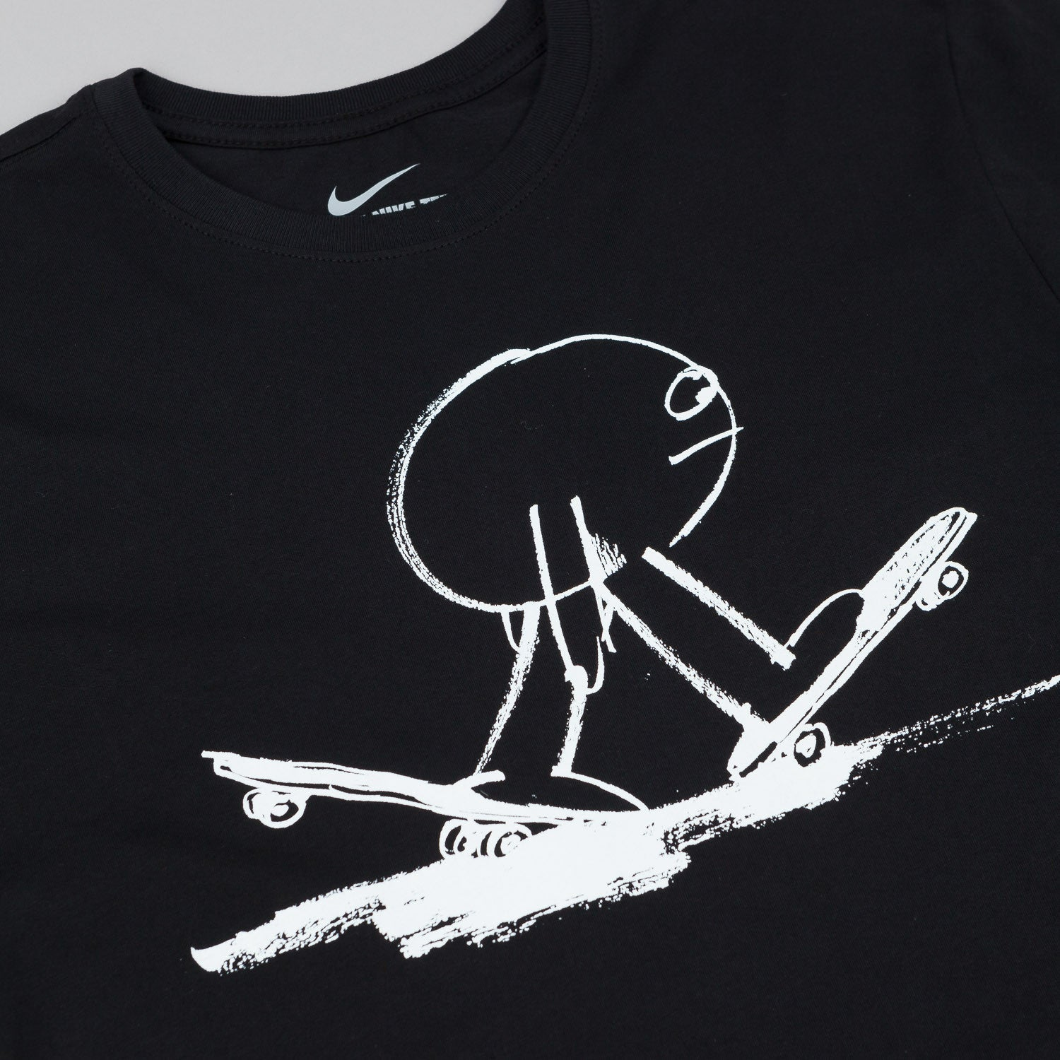 Nike SB Double Time T-Shirt - Black