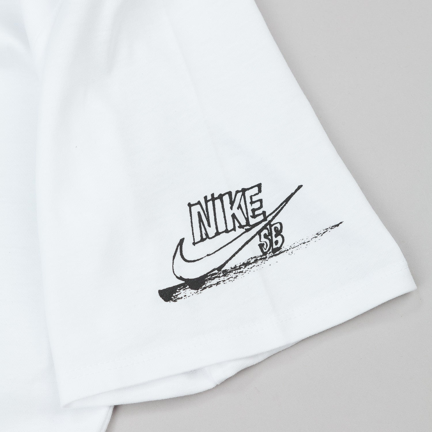 Nike SB Double Time T-Shirt - White