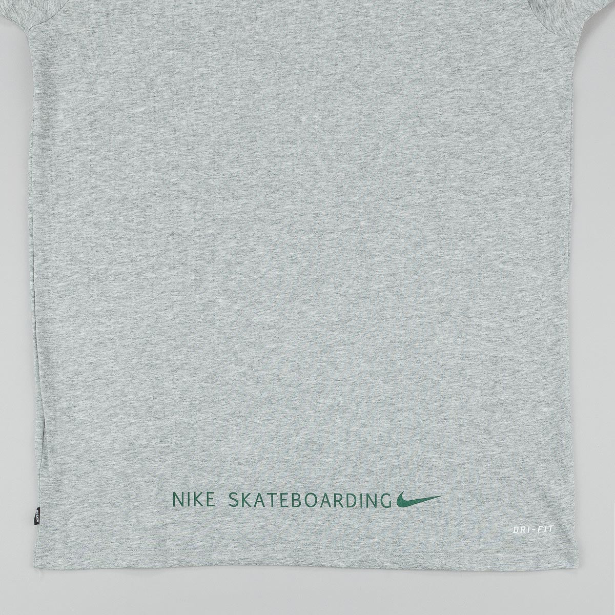 Nike SB Dri-Fit 360 Fern Fill T-Shirt - Dark Grey Heather