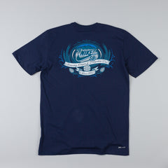 Nike Sb Dri-FIT Brewed T Shirt  Obsidian / Rift Blue