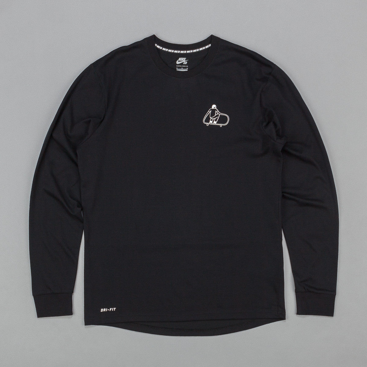 Nike SB Dri-Fit GM Long Sleeve T-Shirt