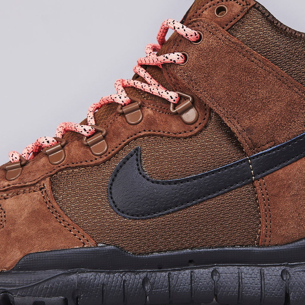 Nike ACG Dunk High OMS Military Brown / Black - Dark Khaki