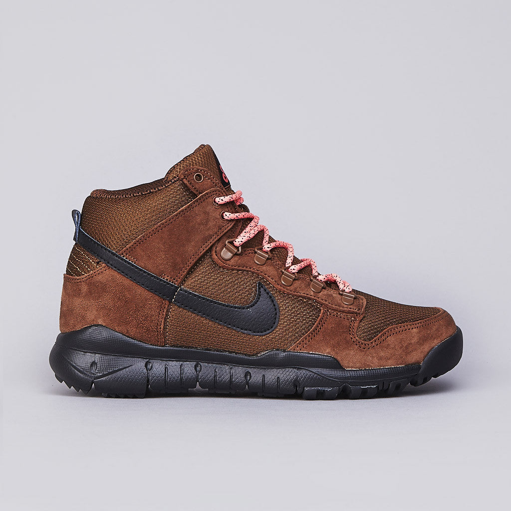 Nike ACG Dunk High OMS Military Brown / Black