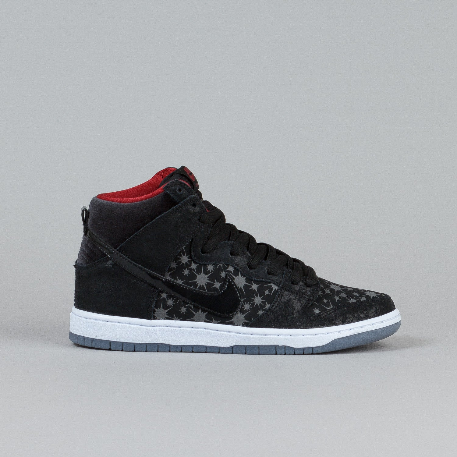 Nike SB Dunk High Premium Black / Black