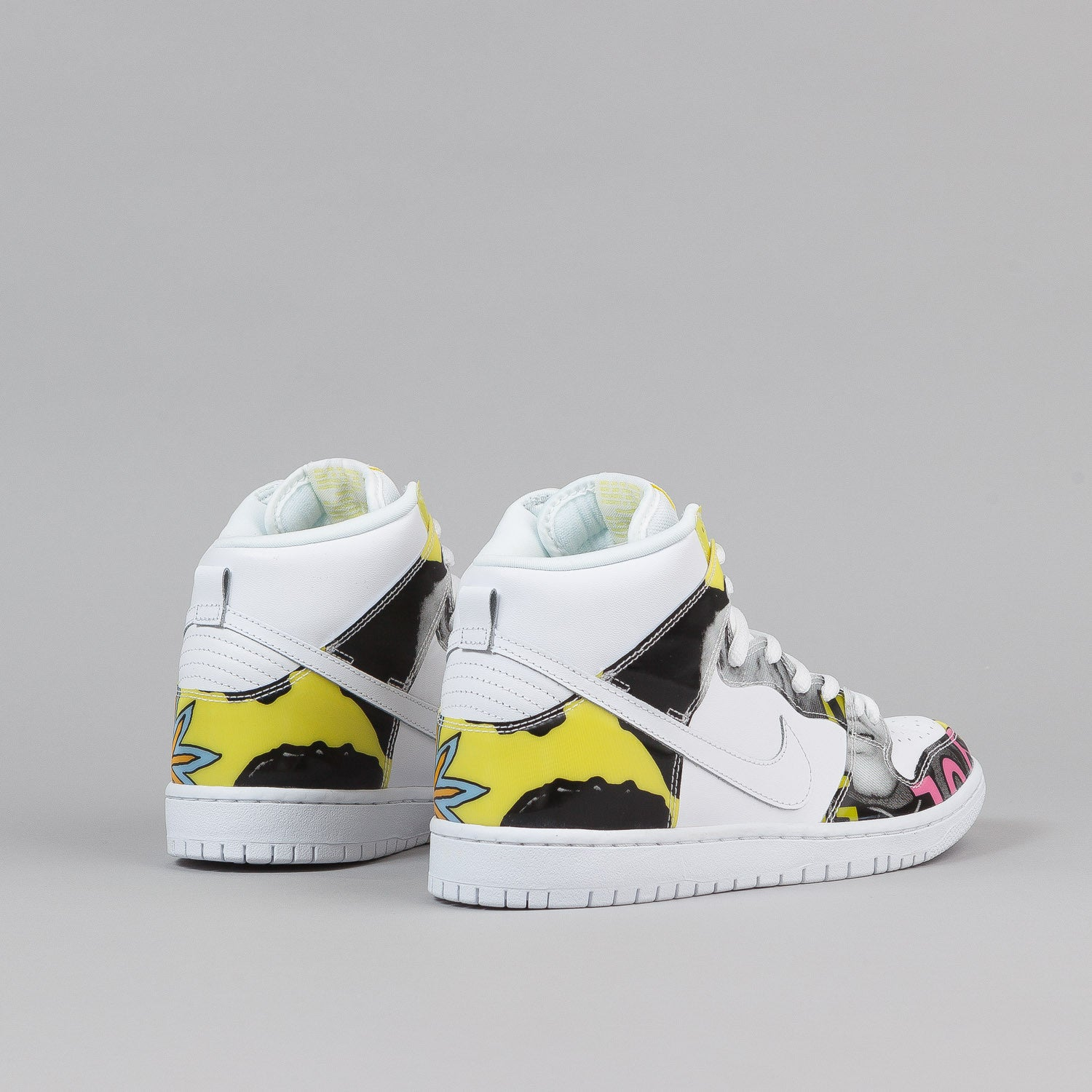 Nike SB Dunk High Premium Quickstrike Shoes - De La Soul
