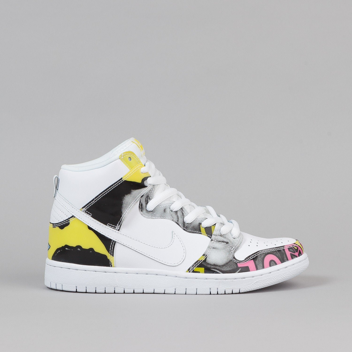 Nike SB Dunk High Premium Quickstrike Shoes