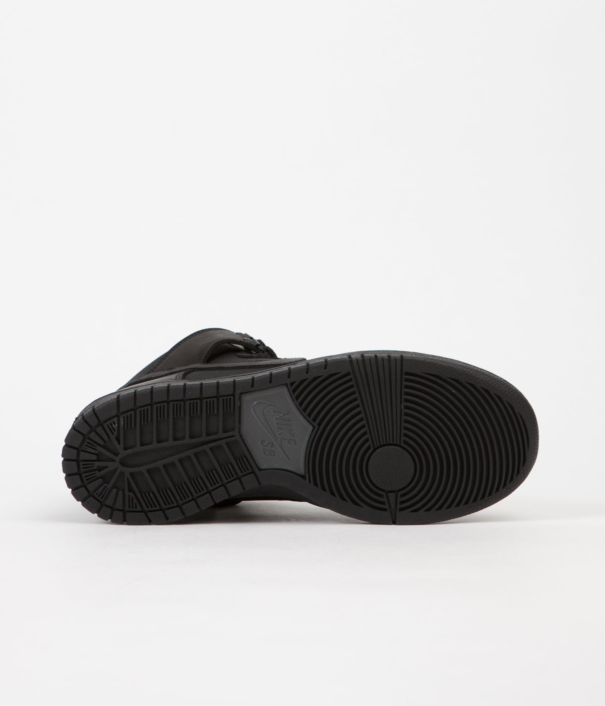 purchase cheap dd396 a9456 ... authentic nike sb dunk high pro bota shoes black black anthracite a244c  88154