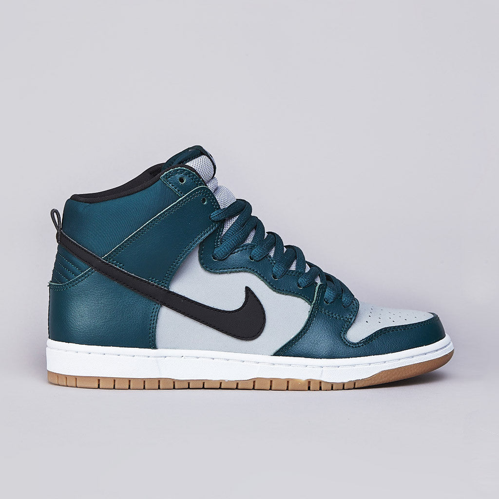 Nike SB Dunk High Pro Atomic Teal / Black