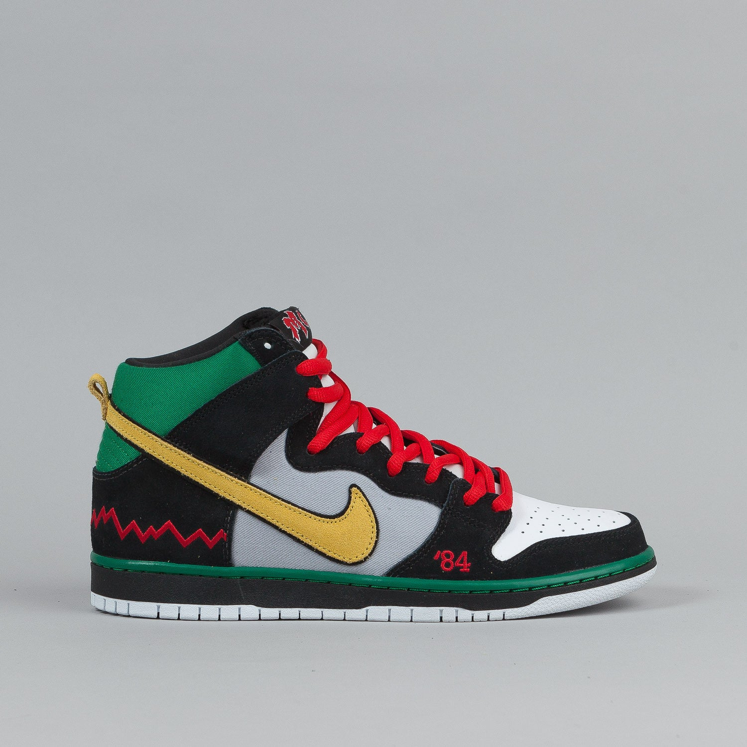 Nike SB Dunk High Pro Premium Shoes