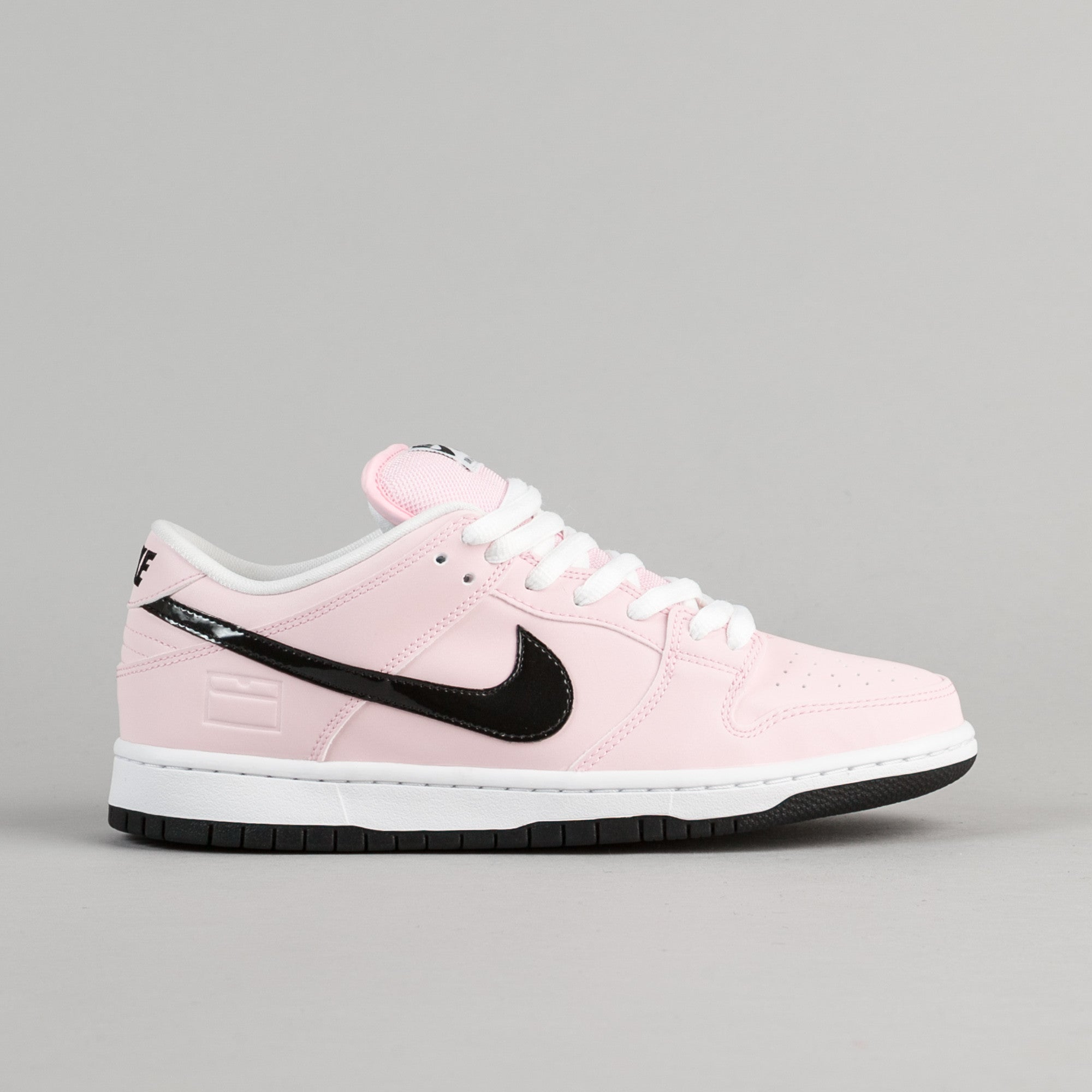 the best attitude 1b8fe a2f05 Nike SB Dunk Low Elite Shoes - Prism Pink  Black - White