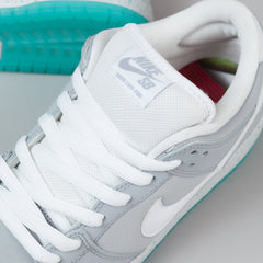 Nike SB Dunk Low Premium Shoes Wolf Grey / White-LT Retro
