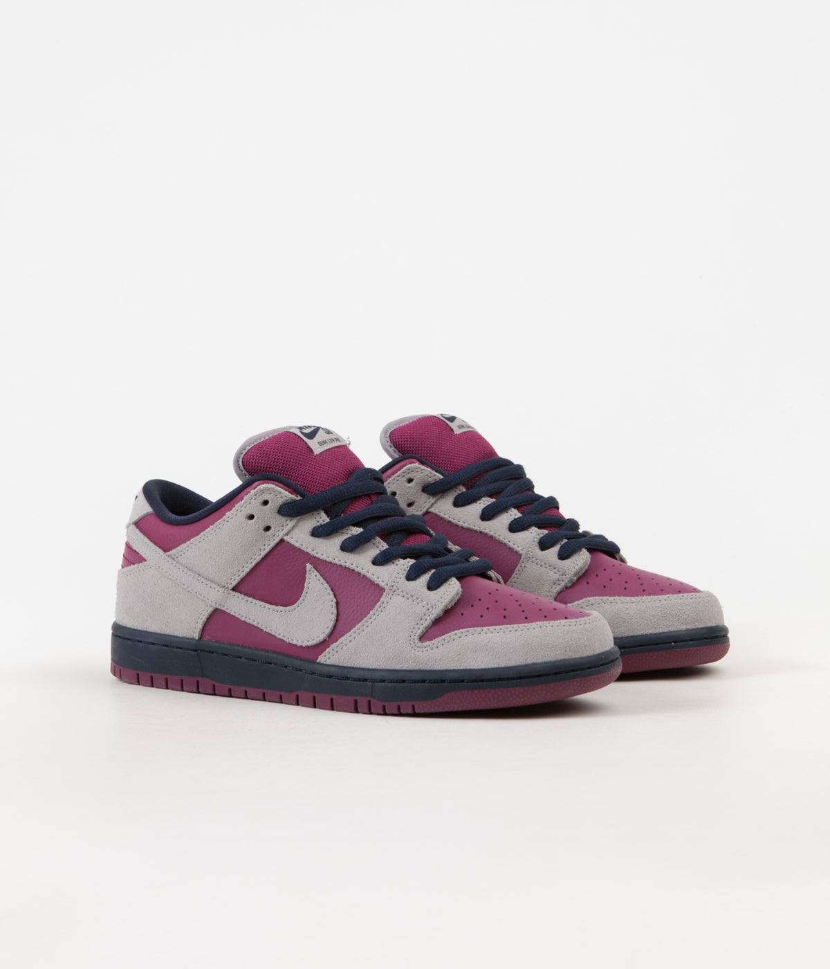 Nike SB Dunk Low Pro Shoes - Atmosphere Grey / Atmosphere Grey