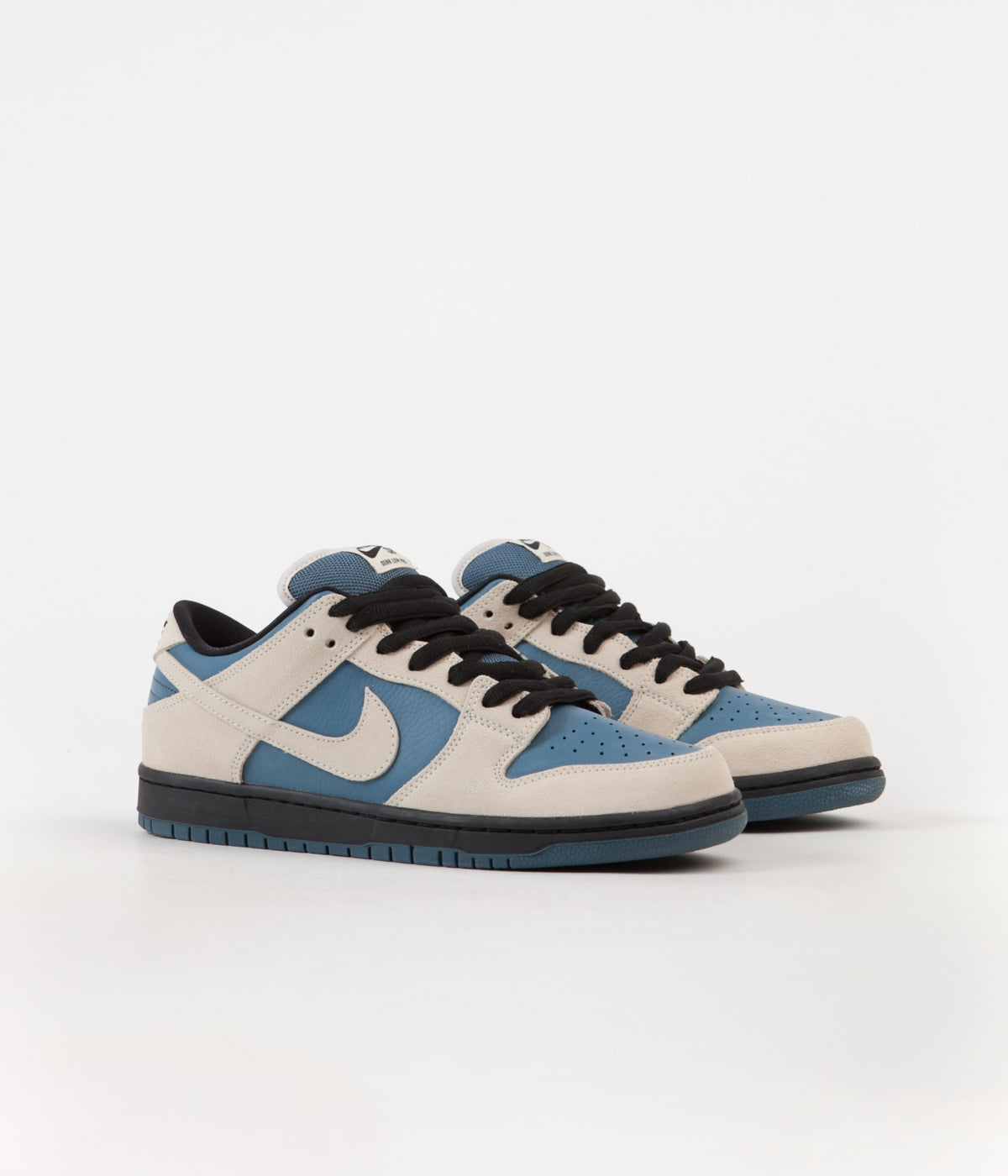 2e35781f3067 ... Nike SB Dunk Low Pro Shoes - Light Cream   Light Cream - Thunderstorm  ...