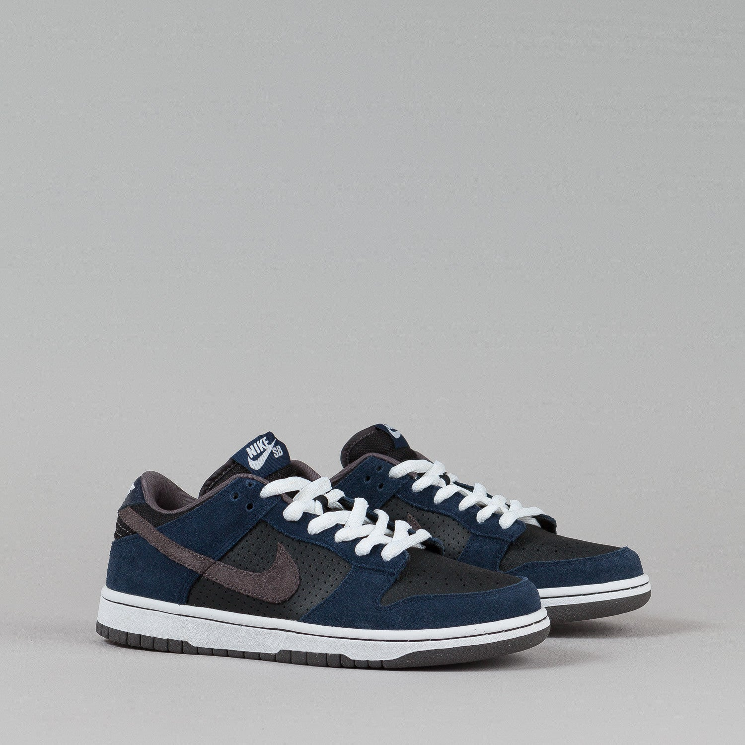 best cheap edf12 20977 ... nike sb dunk low midnight fog ...
