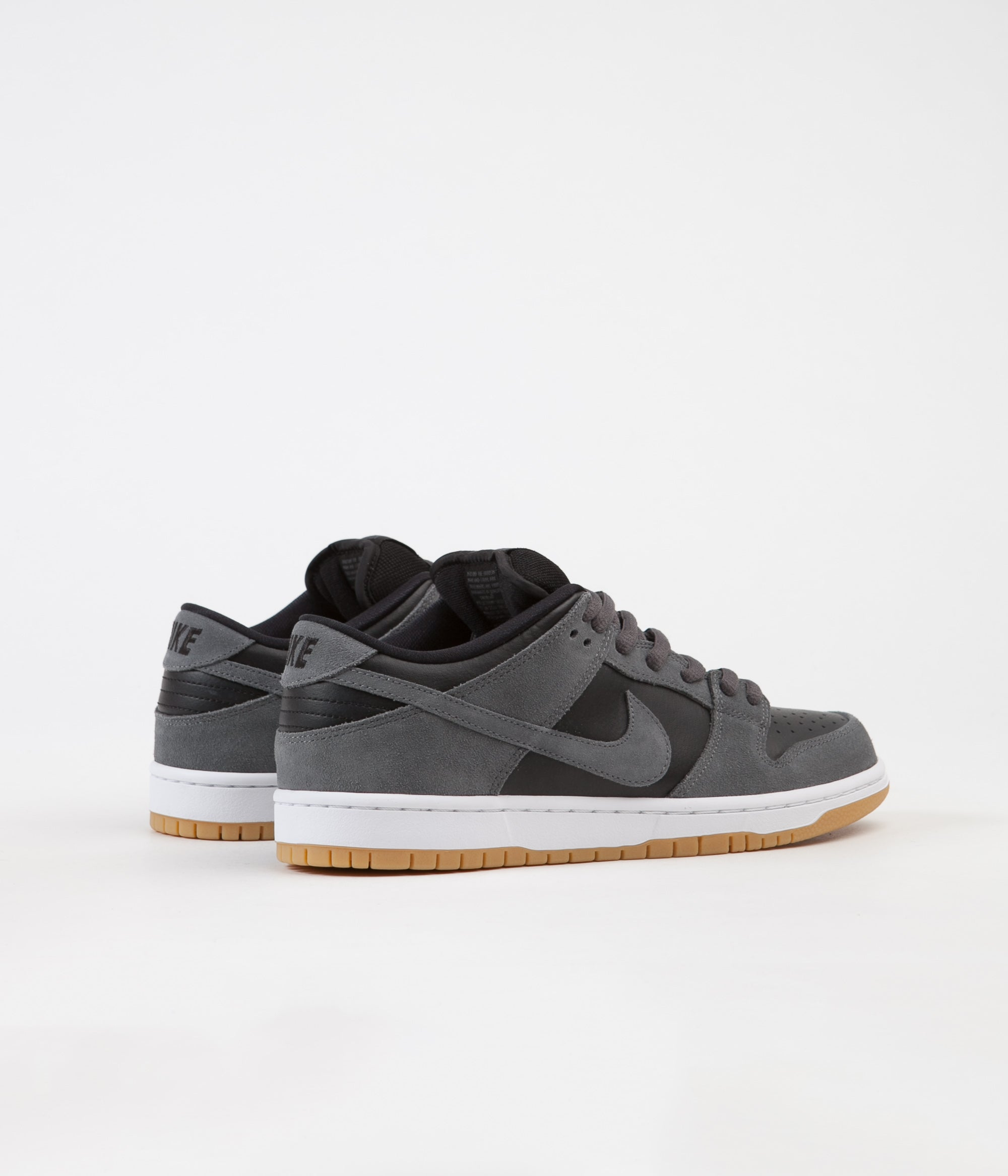 Dark Low Trd Sb White Grey Dunk Black Nike Shoes ZEAXq