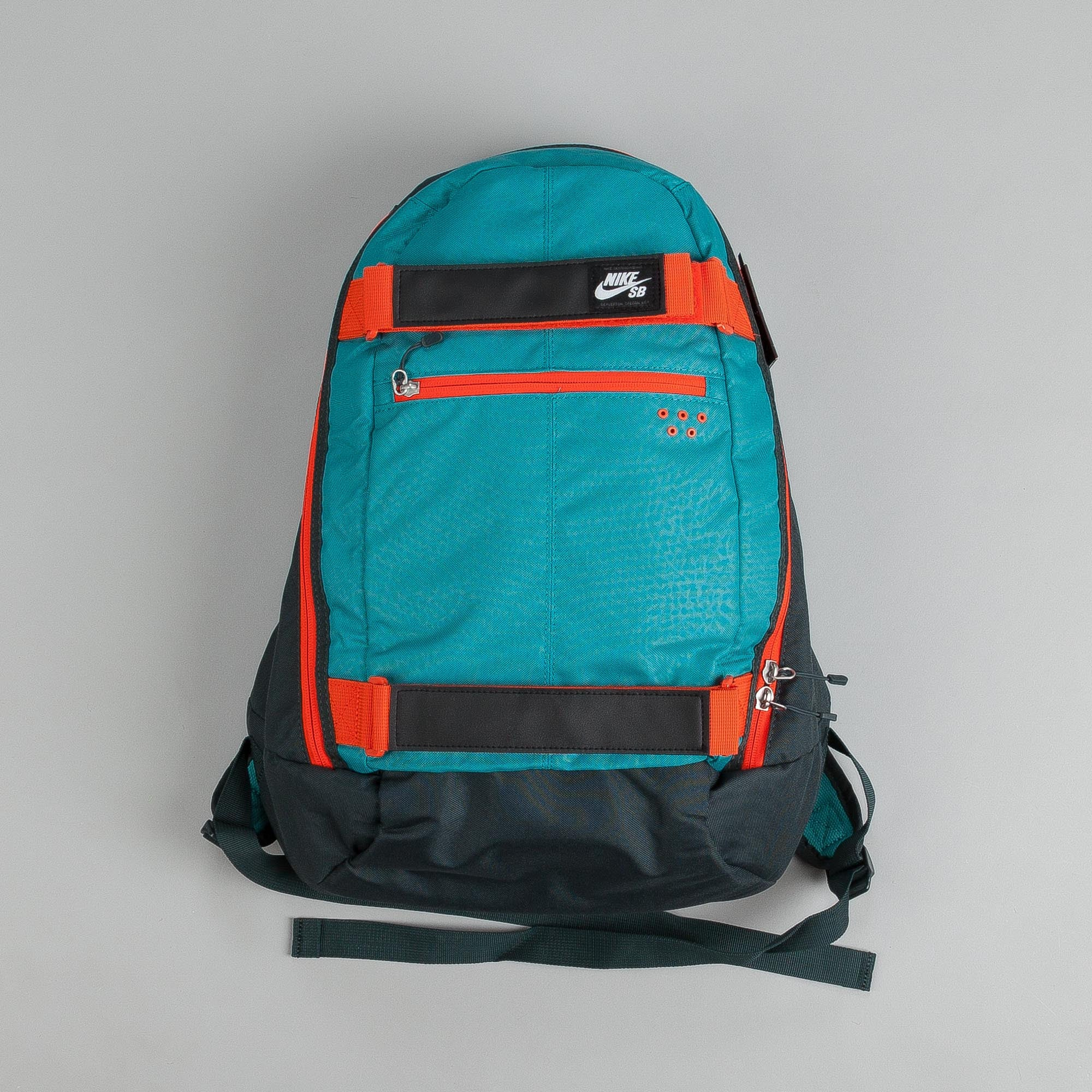 Nike SB Embarca Medium Backpack Catalina / Team Orange