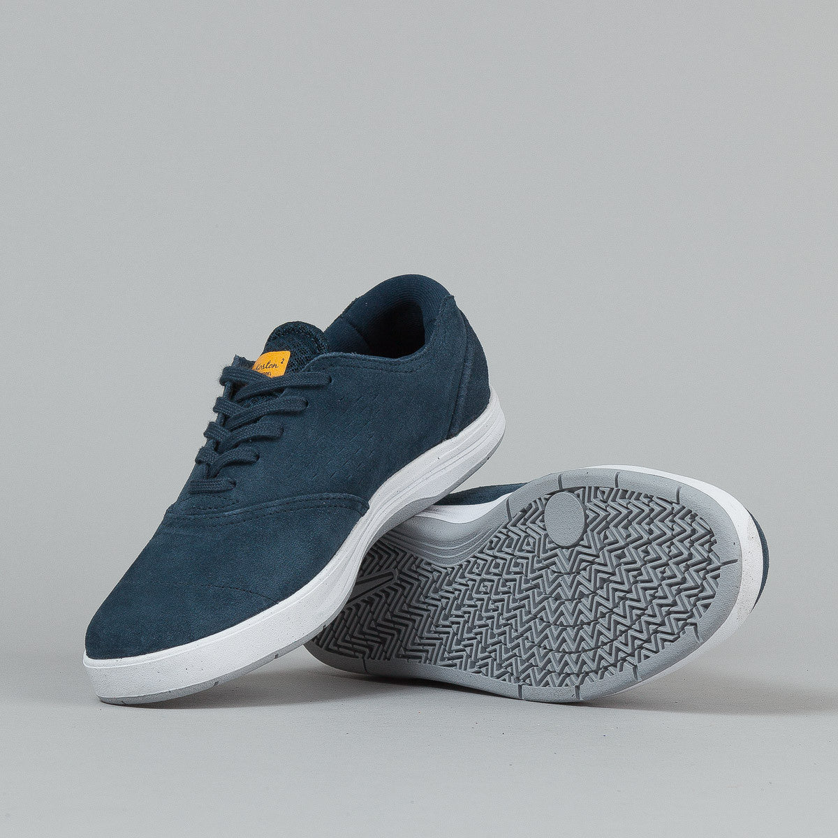 Nike SB Eric Koston 2 Armory Navy / Laser Orange - White