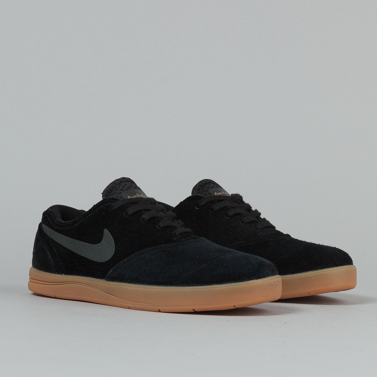 Nike SB Eric Koston 2 Black / Anthracite - Gum Medium Brown?
