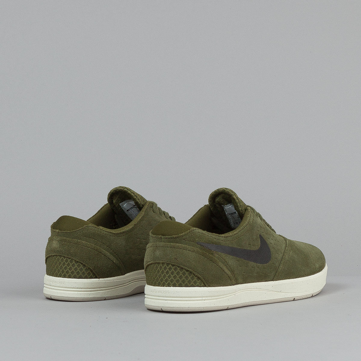 Nike SB Eric Koston 2 Legion Green / Black - Cashmere