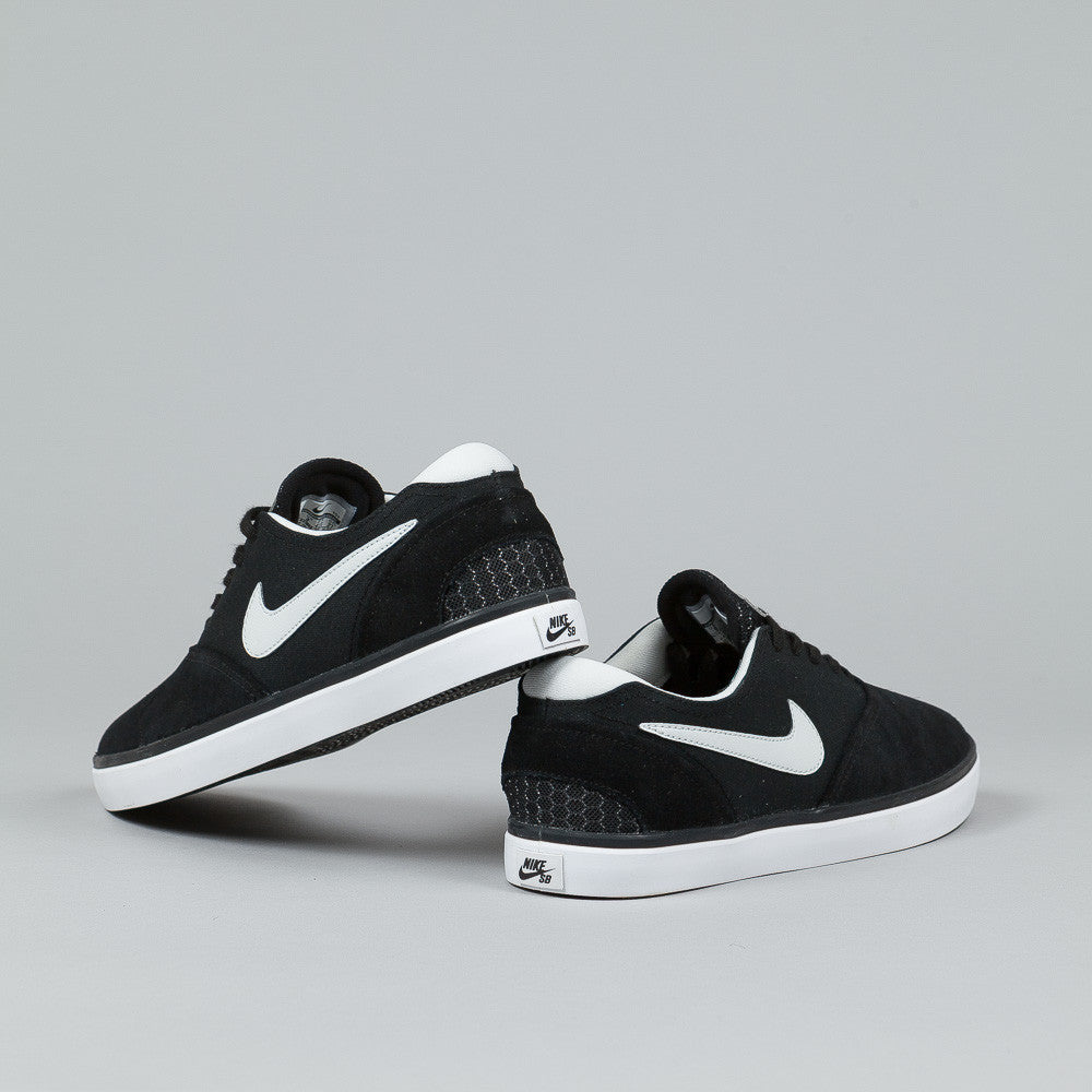 Nike Sb Eric Koston 2 LR Black / Light Base Grey - Black