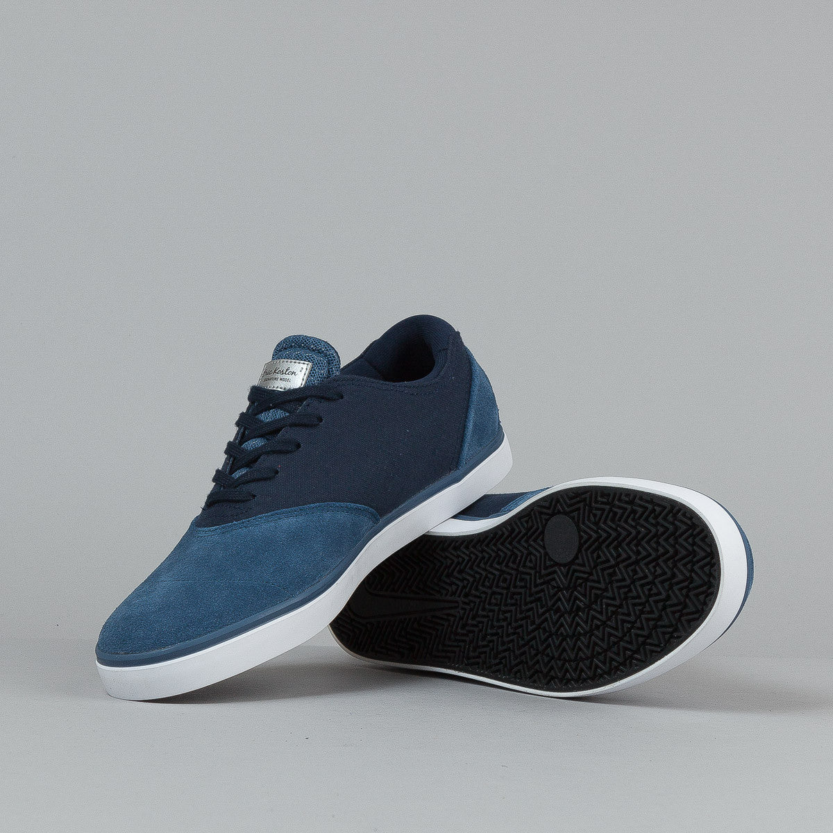 Nike Sb Eric Koston 2 LR New Slate / Metallic Silver - Obsidian - Black