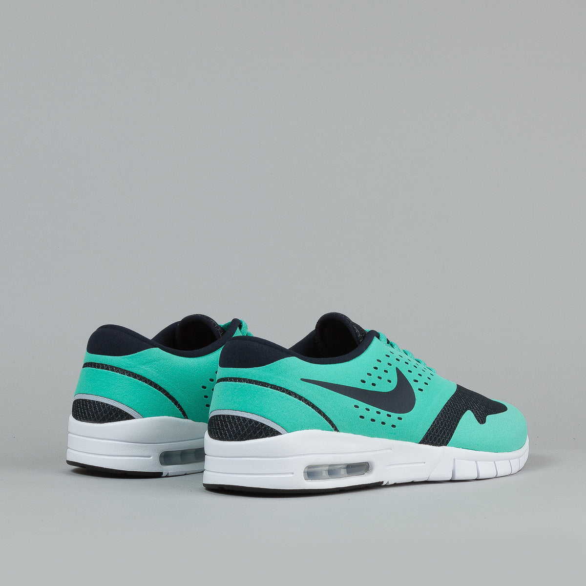 Nike SB Eric Koston 2 Max Crystal Mint / Dark Obsidian - Wolf Grey