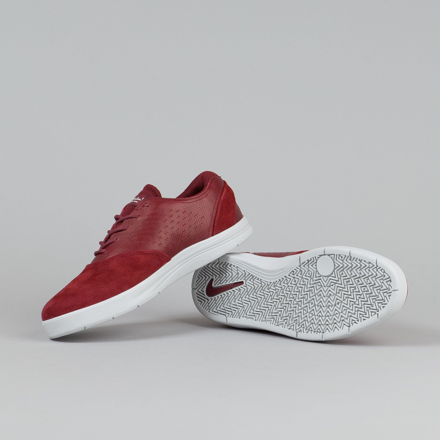 Nike SB Eric Koston 2 Premium Team Red/Team Red - Light Ash Grey