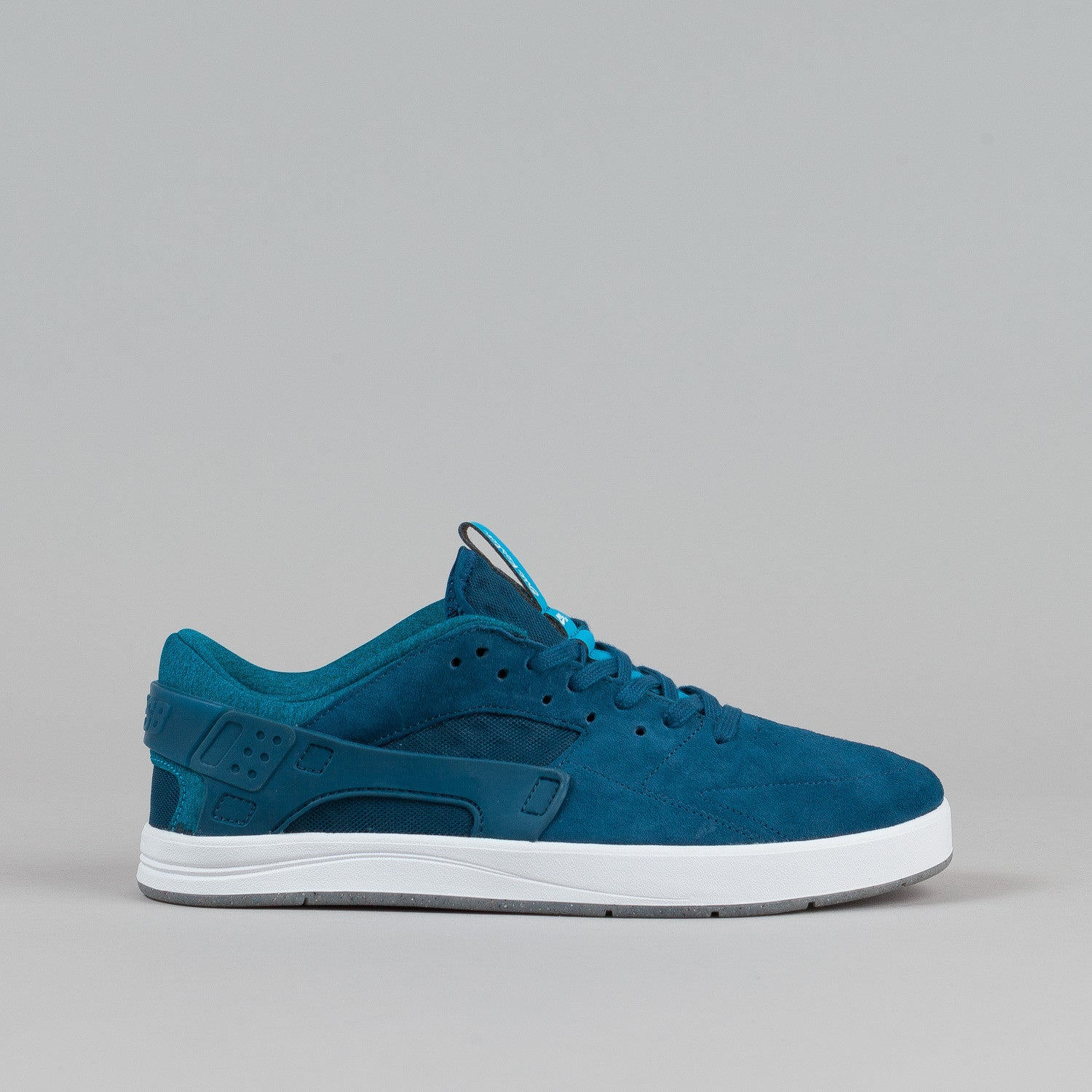 Nike SB Eric Koston Huarache Shoes Blue Force / Blue Lagoon