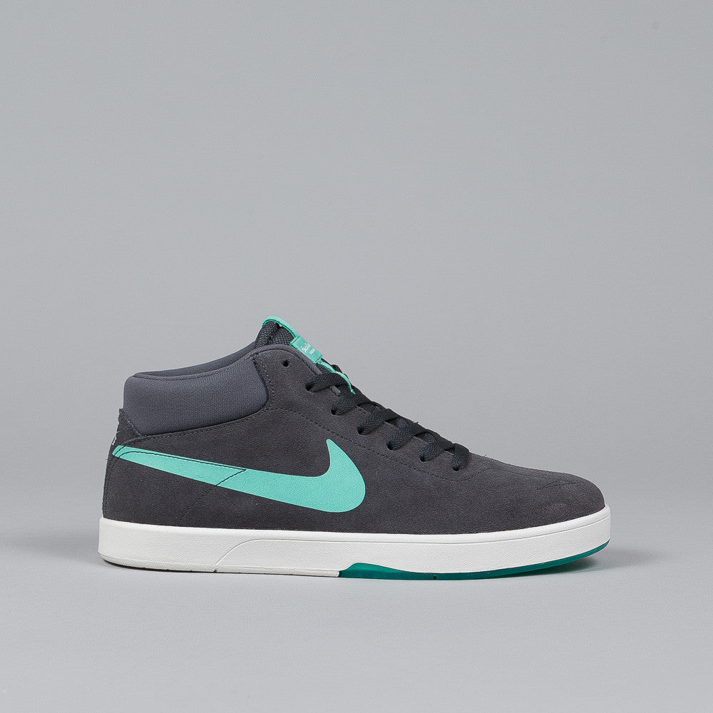 Nike SB Eric Koston MId Anthracite / Crystal Mint