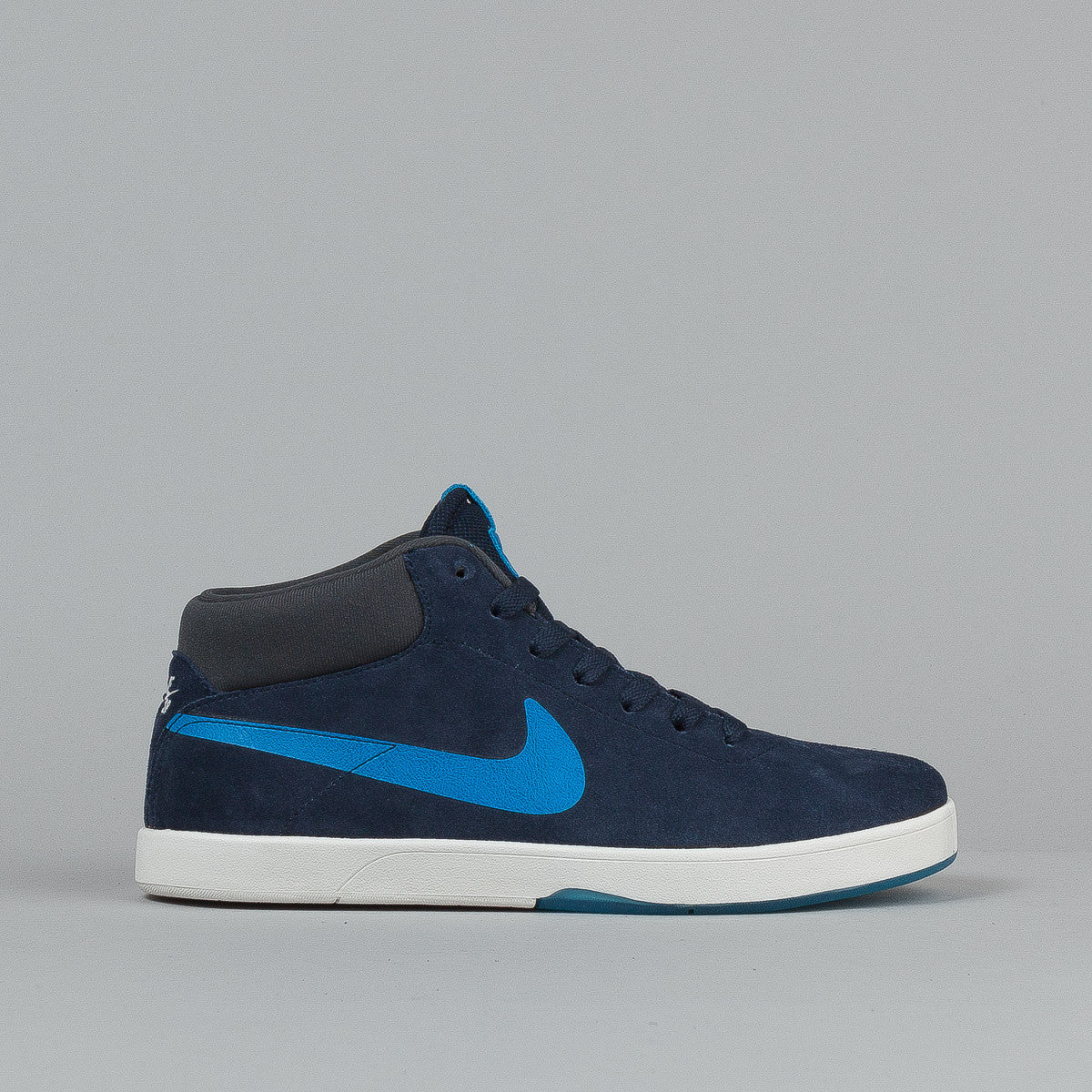 Nike SB Eric Koston MId Obsidian / Photo Blue
