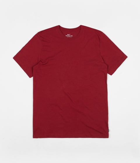 Nike SB Essential T-Shirt - Team Crimson
