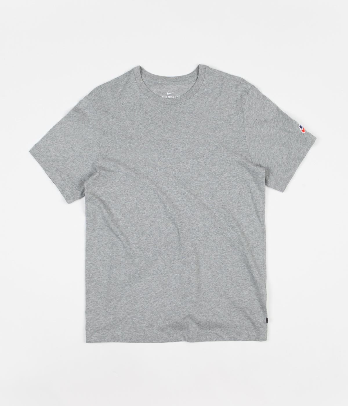 9a371ede Nike SB Essentials T-Shirt - Dark Grey Heather | Flatspot