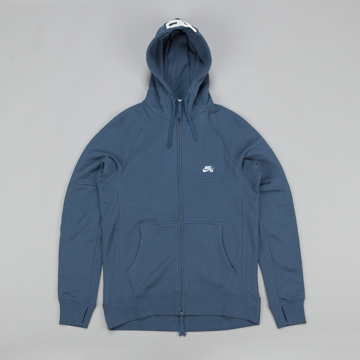Nike SB Everett Graphic Zip Hooded Sweatshirt