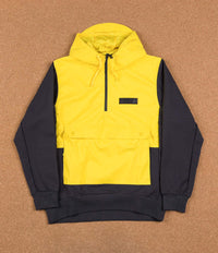 Nike SB Everett Hoodie Jacket - Tour Yellow / Anthracite / Anthracite