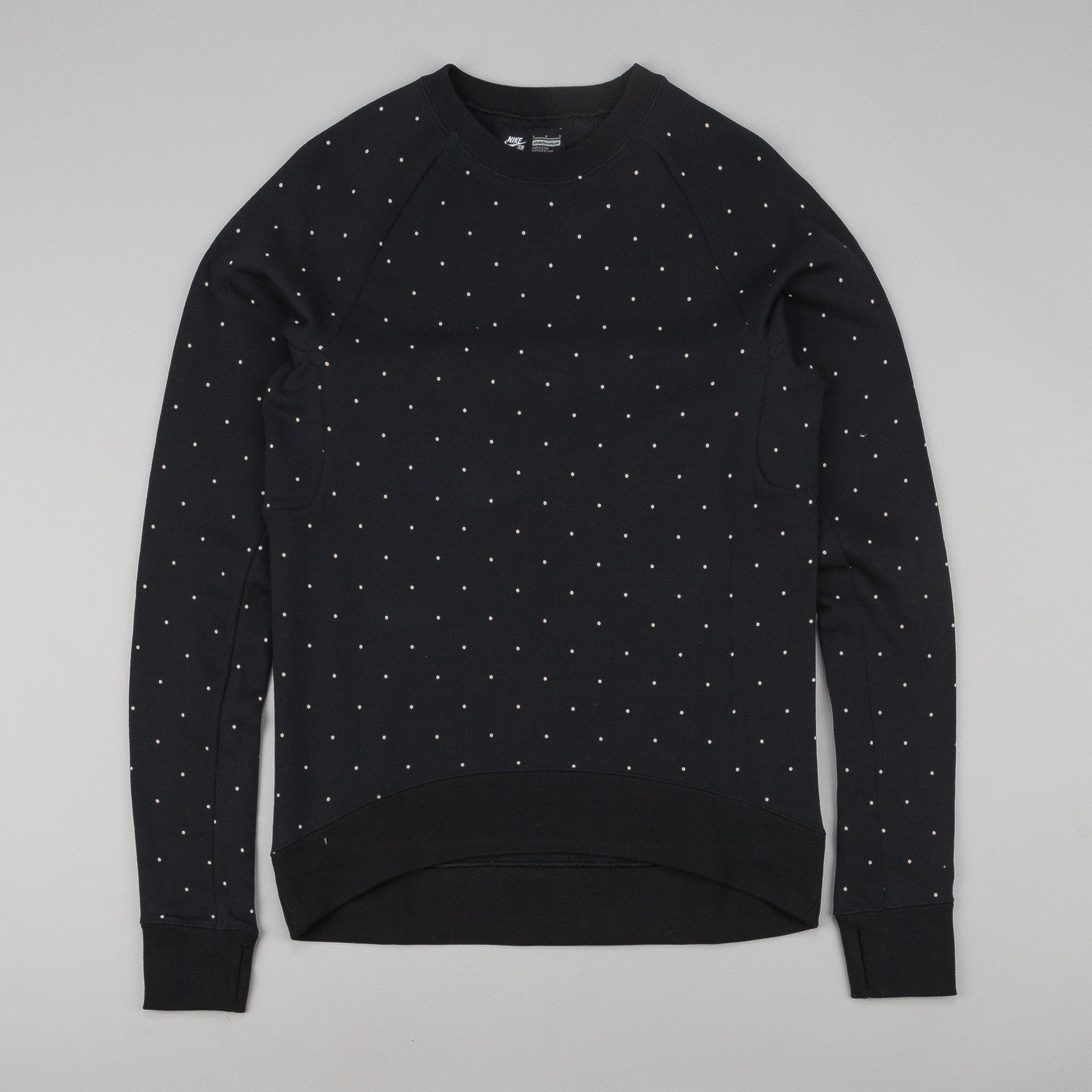 Nike SB Everett Polka Dot Crew Neck Sweatshirt