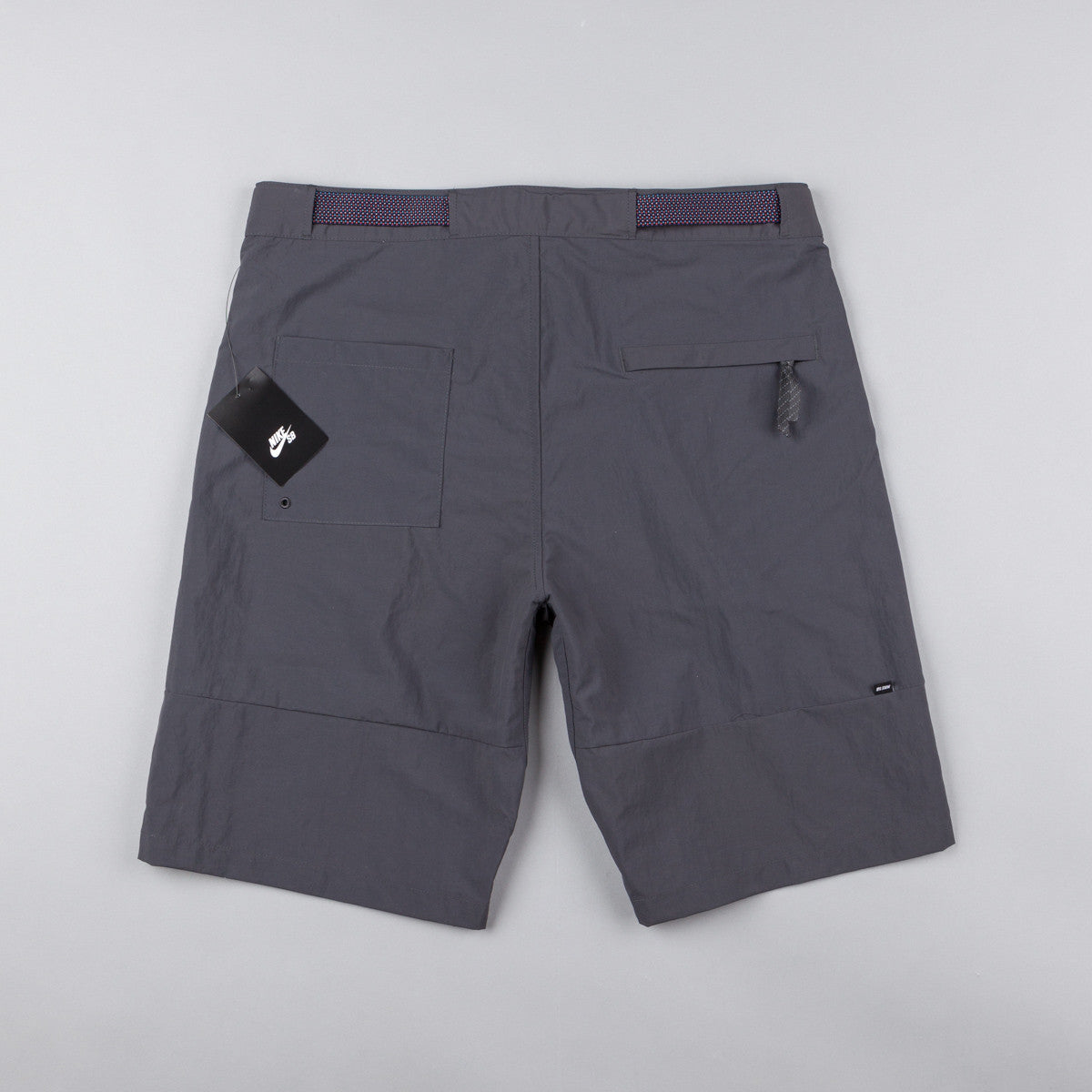 Nike SB Everett Woven Shorts - Anthracite