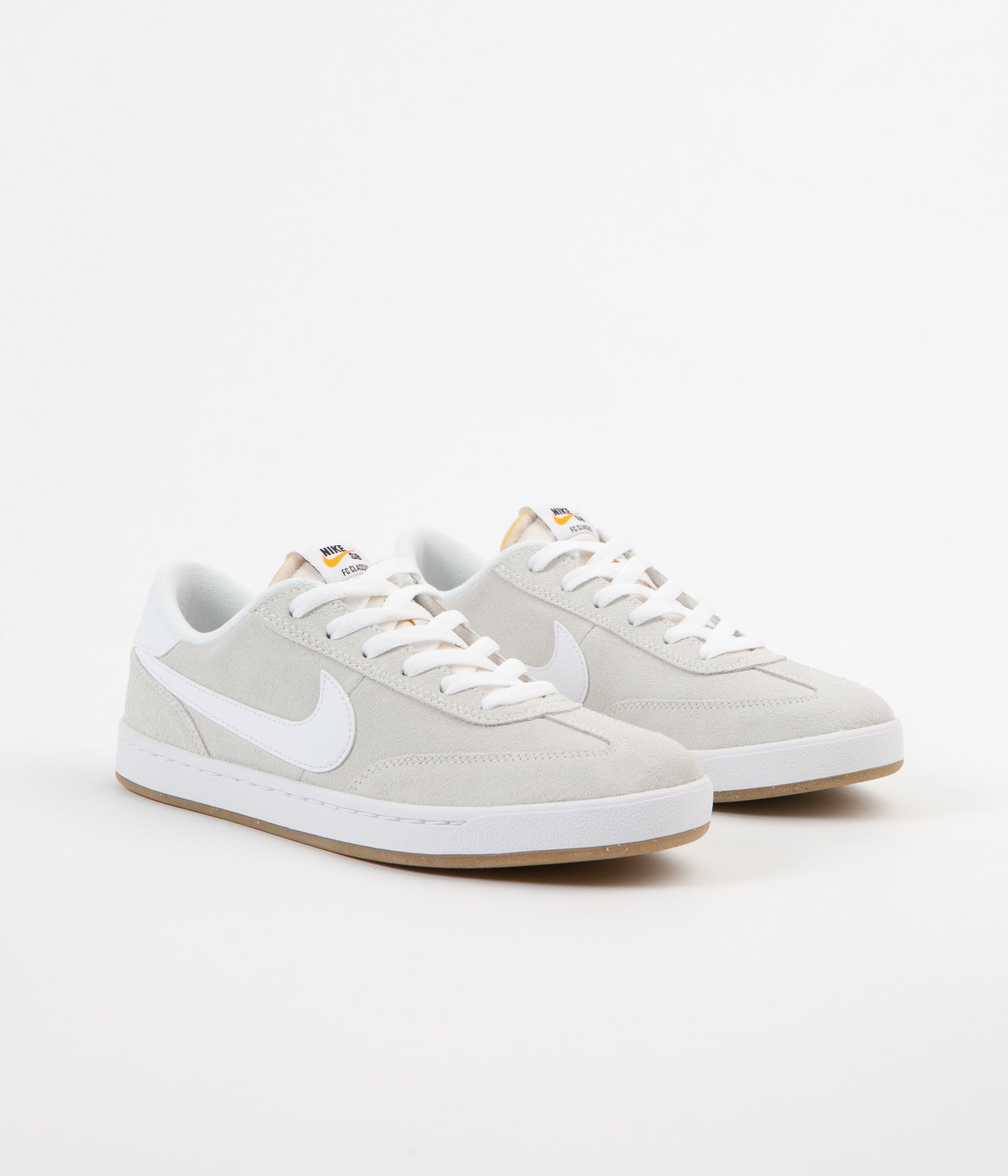 best service a6af1 90a27 ... Nike SB FC Classic Shoes - Summit White   Summit White - White ...