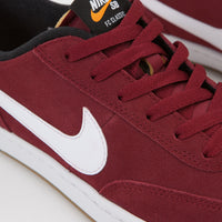 Nike SB FC Classic Shoes - Team Red