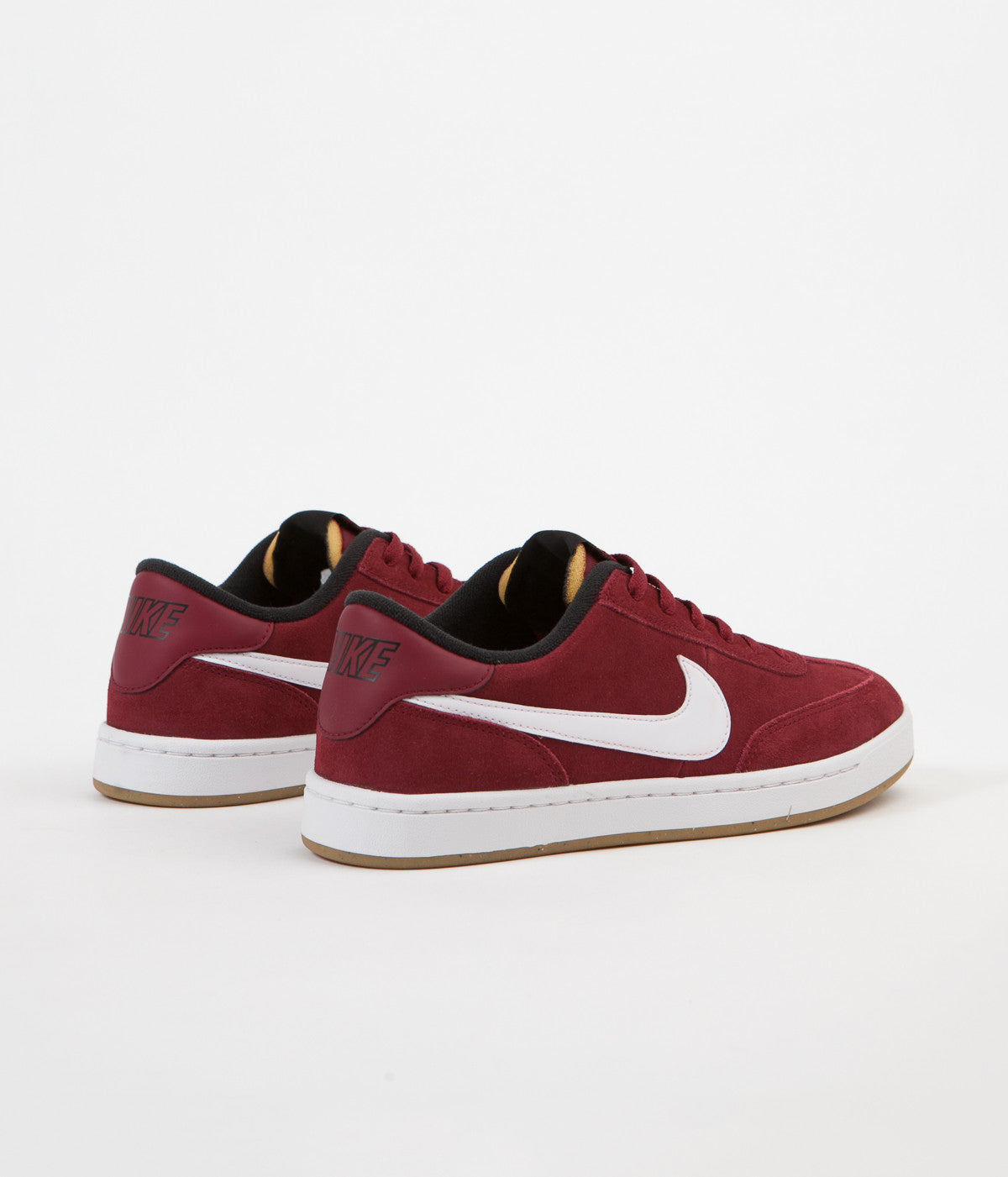 1a10e14e2405 Nike SB FC Classic Shoes - Team Red   White - Black - Vivid Orange ...