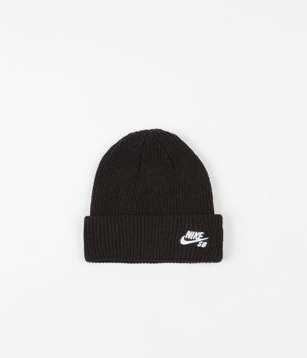 factory authentic 09c41 0bf5c ... cheap nike sb fisherman beanie black white b141b c03fd