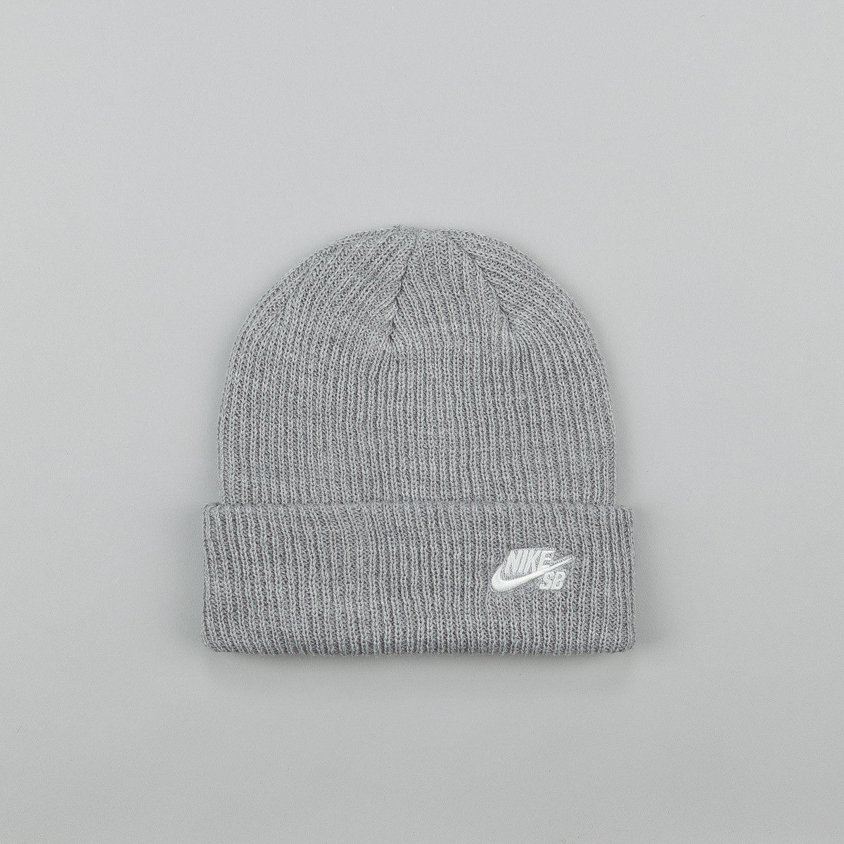 Nike SB Fisherman Beanie Grey / Light Bone