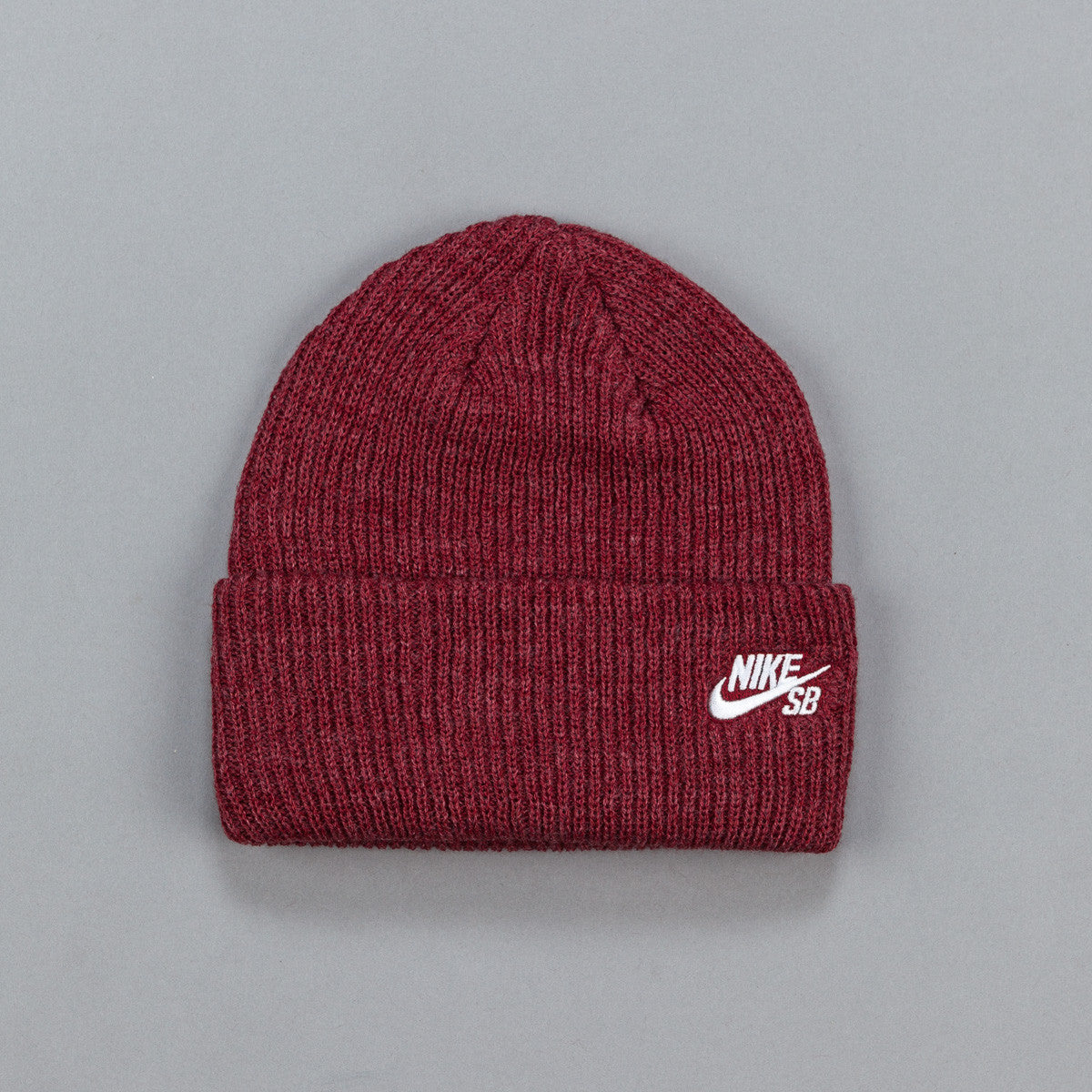 Nike SB Fisherman Beanie Light Gym Red / Black