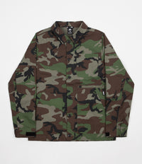 Nike SB Flex Coaches Chore Jacket - Camo