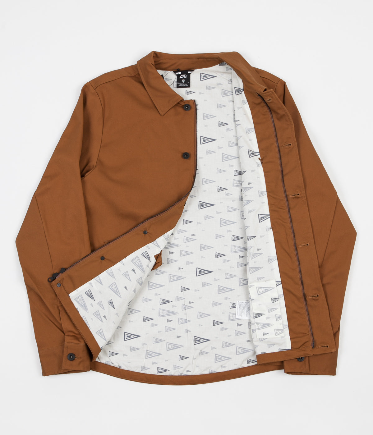Nike SB Flex Coaches Jacket - Ale Brown