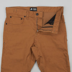 Nike SB FTM 5 Pocket Trousers - Ale Brown